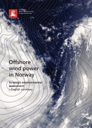 Offshore wind power in Norway - NVE