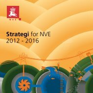 Strategi for NVE 2012 - 2016