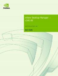 nView Desktop Manager - v140.49 - Nvidia