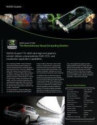 Quadro FX 4600 - Nvidia