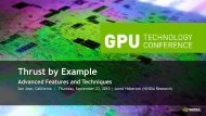 GTC 2010 (Part 2) - Thrust By Example.pdf - Thrust - Google Code