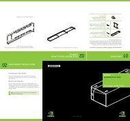 Quadro Plex 7000 Rack Mount Guide - Nvidia