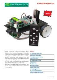 NV3302P RoboCar - Nvis