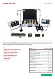Technical Specification - Nvis