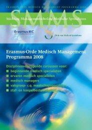 Brochure 2008 - NVKC