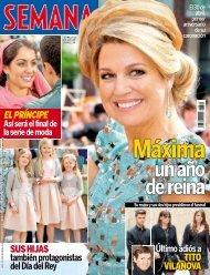Revista Semana 07-05-2014