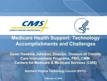 Medicare Health Support - Northern Virginia Technology Council