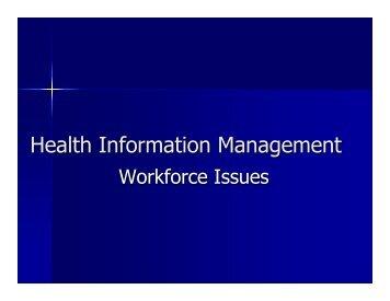 Health Information Management - Northern Virginia Technology ...