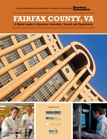 FAIRFAX COUNTY, VA - Northern Virginia Technology Council