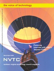 2006-MARCH-APRIL VOICE.qxd - Northern Virginia Technology ...