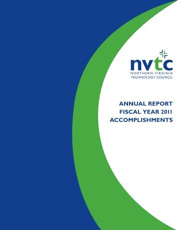annual report fiscal year 2011 accomplishments - Northern Virginia ...