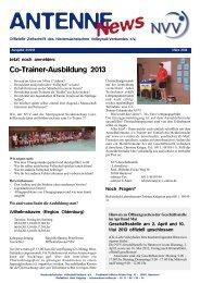 Ausgabe 3/2013 - NVV