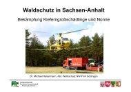 Bekämpfung KGS und Nonne (Vortrag Klietz) - Nordwestdeutsche ...