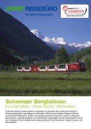 Schweizer Bergbahnen