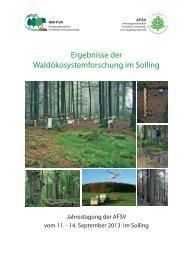 Exkursionsführer der AFSV-Tagung [9,6 MB] - Nordwestdeutsche ...