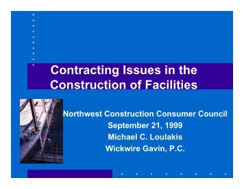 Presentation 1 - NWCCC