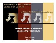 IPA Engineering Trends 1.ppt [Compatibility Mode] - NWCCC