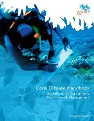 Coral Disease Handbook - National Wildlife Health Center - USGS