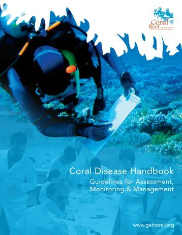 Coral Disease Handbook - National Wildlife Health Center - USGS