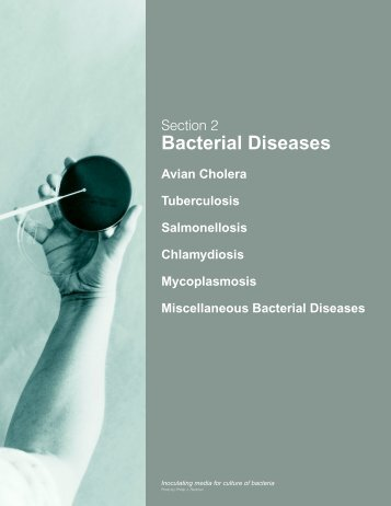 Section 2: Bacterial Diseases - National Wildlife Health Center