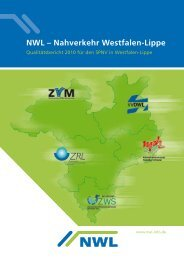 Qualitätsbericht 2010 – NWL