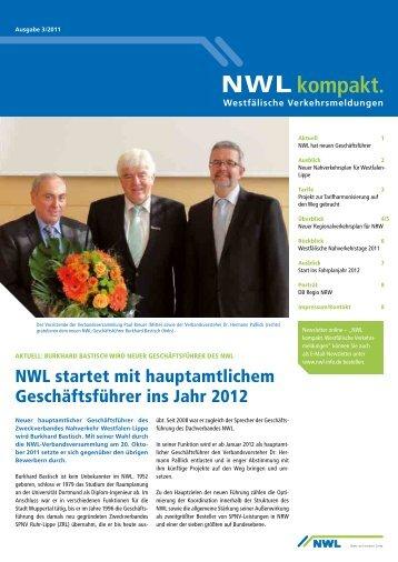 Ausgabe 3/2011 - NWL