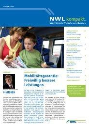Ausgabe 3/2009 - NWL
