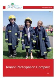 Tenant Participation Compact - North West Leicestershire District ...
