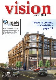 Vision Magazine - March 2011 - Full Document - North West ...