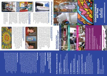 Coalville Arts Trail - North West Leicestershire District Council