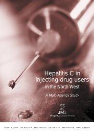 9261 HEPATITIS C REPORT GALLEY - North West Public Health ...