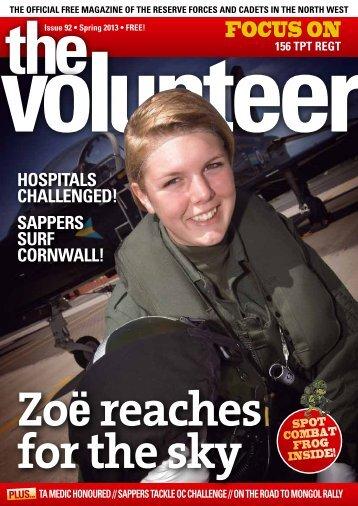Magazine - NWRFCA - Northwest Reserve Forces & Cadets ...