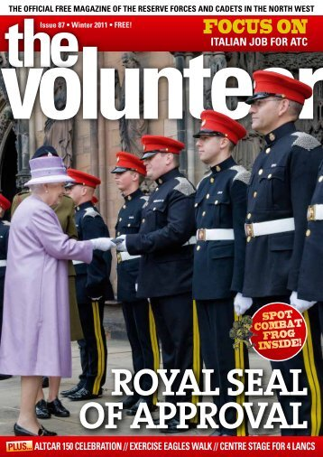 Issue 87 - NWRFCA - Northwest Reserve Forces & Cadets Association
