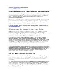 Register Now for Advanced Asset Management Training Workshop