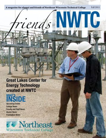 Friends of NWTC - Northeast Wisconsin Technical College