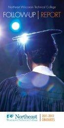2011-2012 NWTC Graduate Follow up - Northeast Wisconsin ...