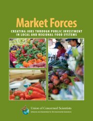 creating jobs through public investment in local and regional food ...