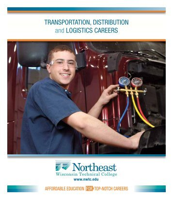 TransporTaTion, DisTribuTion and LogisTics careers - Northeast ...