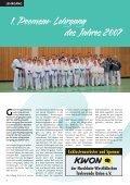 Taekwondo Spiegel 1 - 2007.indd - NWTU - Nordrhein Westfälische ... - Seite 4