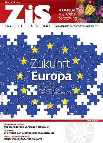 Zukunft Europa
