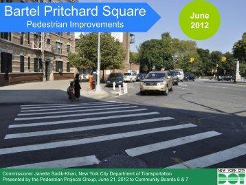 Bartel Pritchard Square - NYC.gov