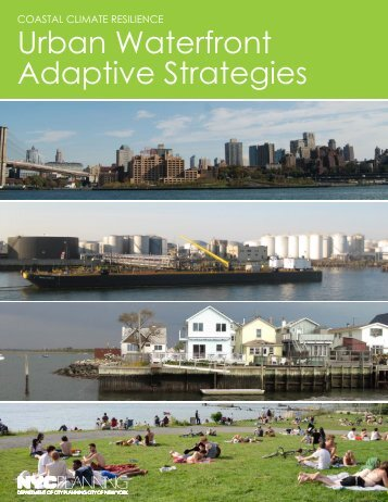 Urban Waterfront Adaptive Strategies - NYC.gov
