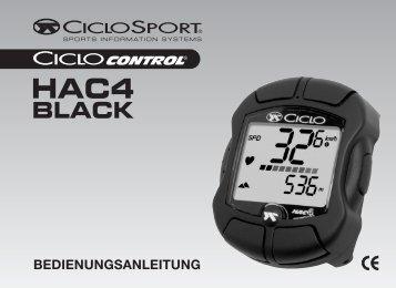1 HAC 4 Black deutsch 07/07 - Bike-Components.de
