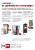 30 Jahre Holzenergie Schweiz, wir gratulieren! - Energie-bois Suisse - Page 2