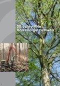 30 Jahre Holzenergie Schweiz, wir gratulieren! - Energie-bois Suisse - Page 6