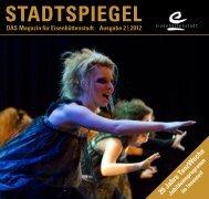Tatort: Friedrich-Wolf-Theater - der Stadt Eisenhüttenstadt