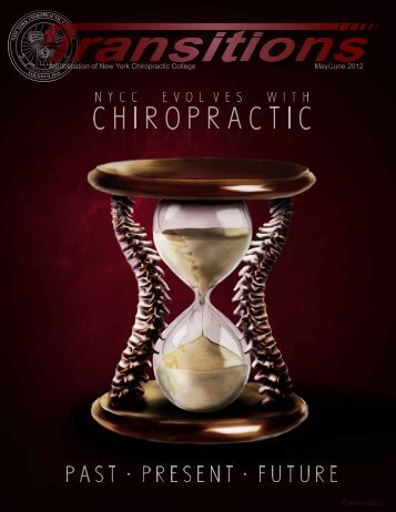 May - June, 2012 (PDF Version) - New York Chiropractic College