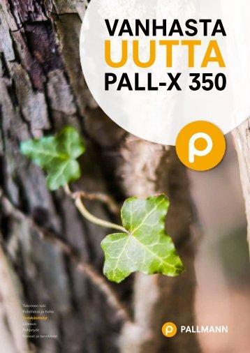 PALL-X 350 A/B
