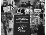 Download this publication - New York Civil Liberties Union