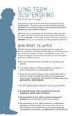 Know Your Rights When Facing a Suspension - New York Civil ... - Page 6